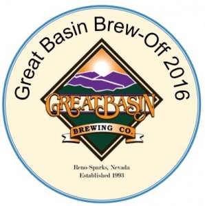Great Basin Brew-Off 2016